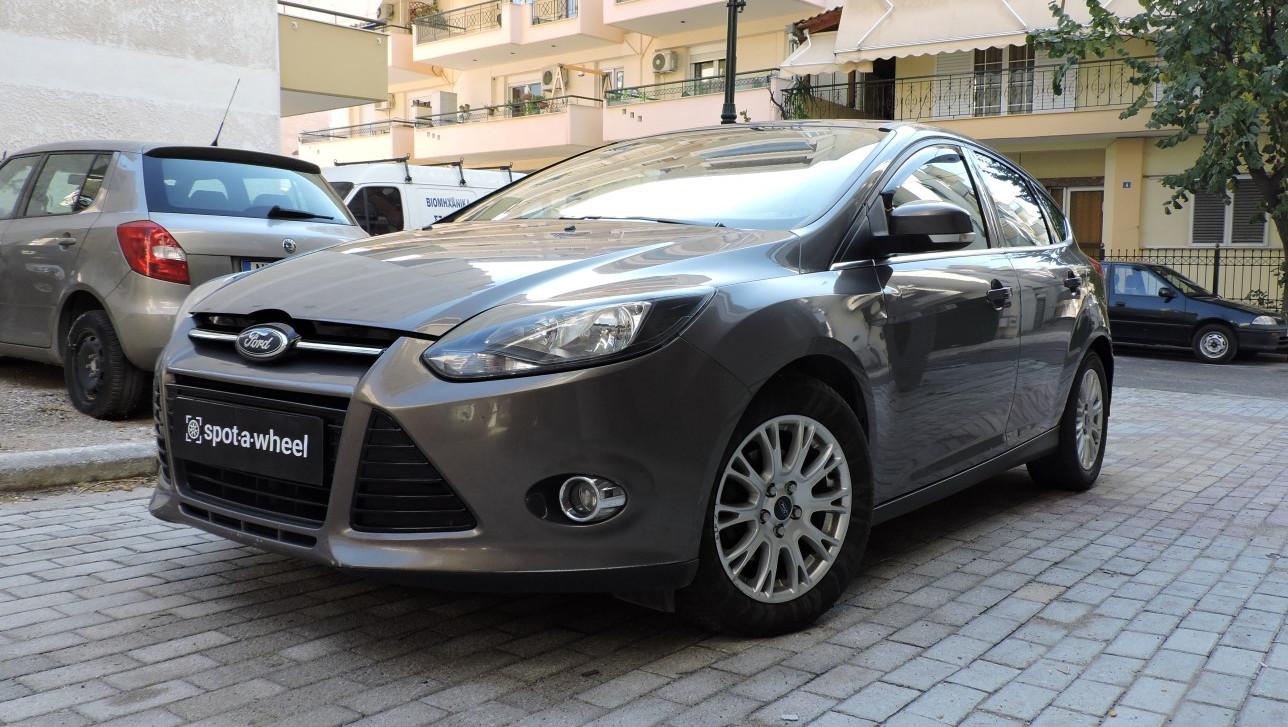 Ford Focus Titanium  του 2011