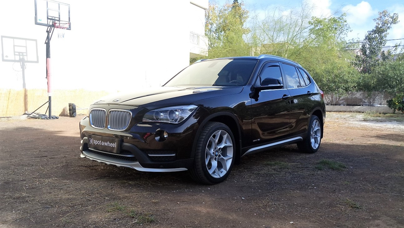 Bmw X1 sDrive16i xLine Plus του 2015