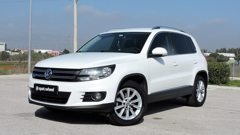 Volkswagen Tiguan 2.0 TDI BLUEMOTION του 2013