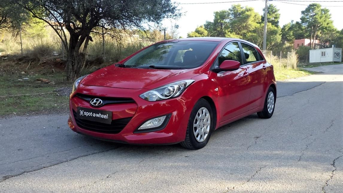Hyundai i 30 1.4 CRDI του 2014