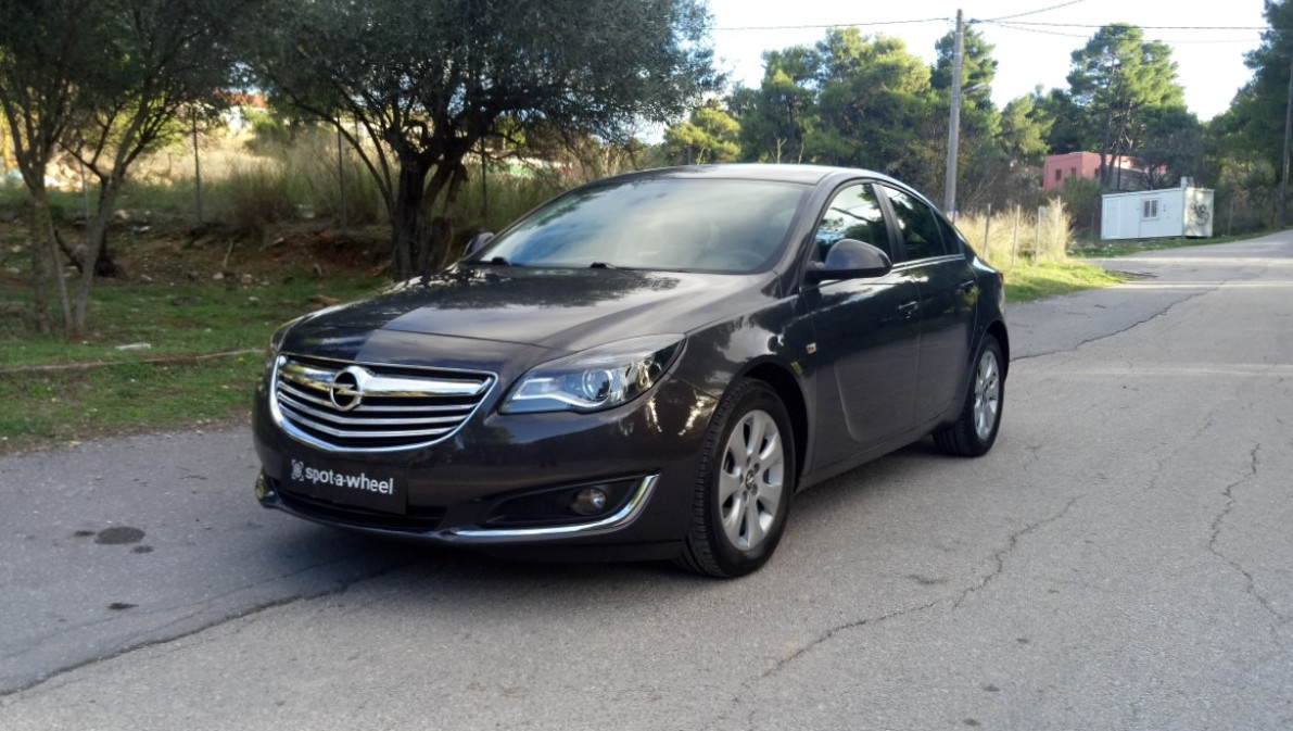 Opel Insignia 1.6 Turbo του 2014