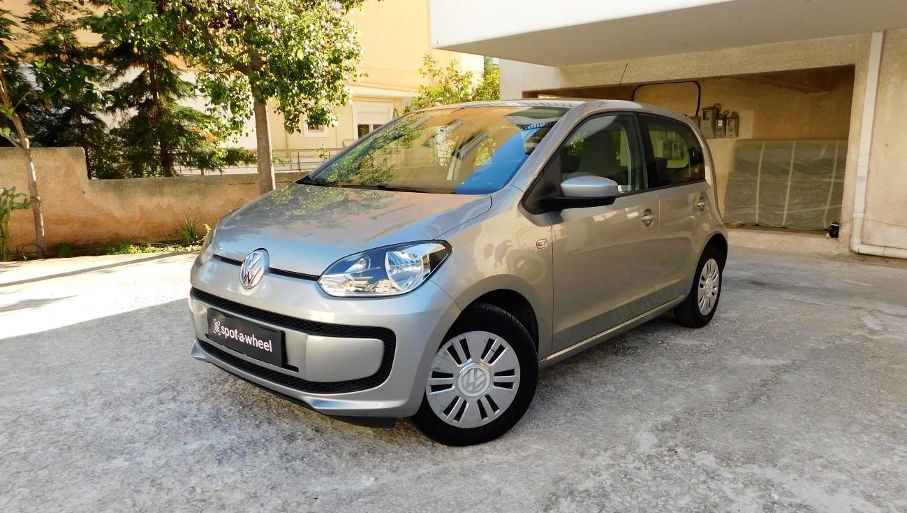 Volkswagen Up 1.0 60hp του 2013