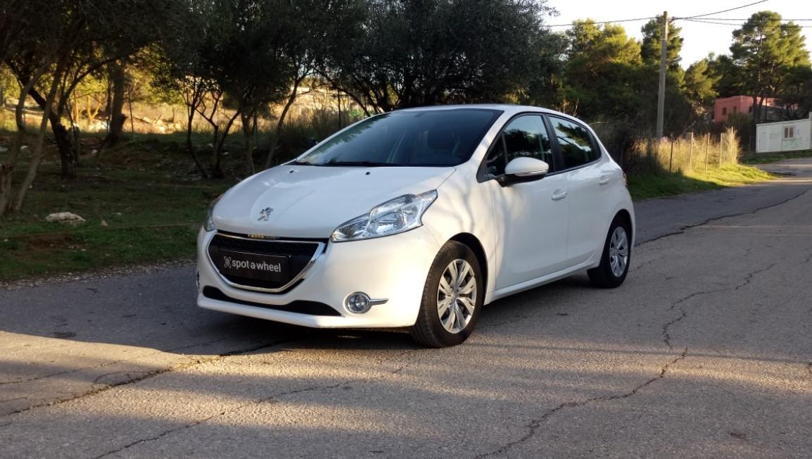 Peugeot 208 1.4 HDi  του 2015