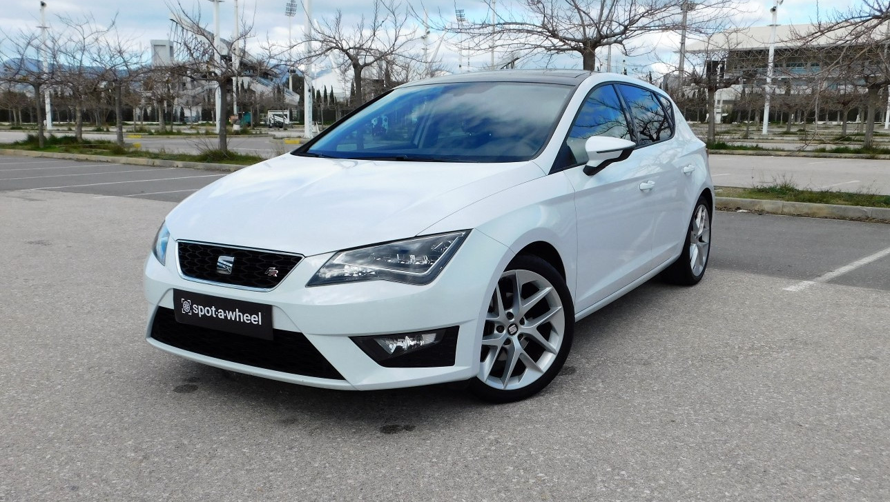 seat leon 1 4 act fr 2015. Black Bedroom Furniture Sets. Home Design Ideas