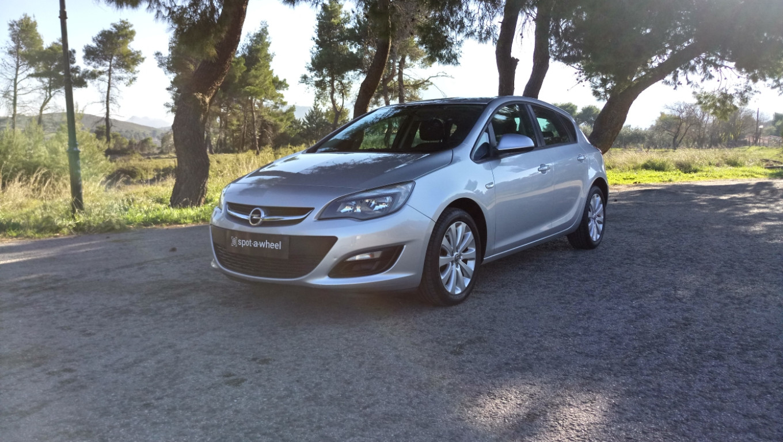 Opel Astra CDTi ecoFLEX του 2014
