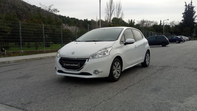 Peugeot 208 1.4 HDi  του 2014