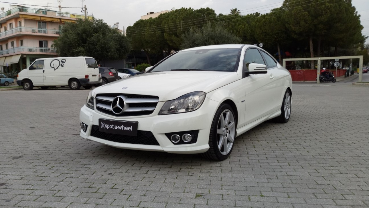 Mercedes-Benz C 180 AMG PACKET του 2012