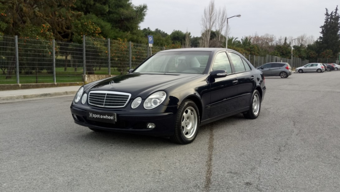 Mercedes-Benz E 200 Kompressor του  2004