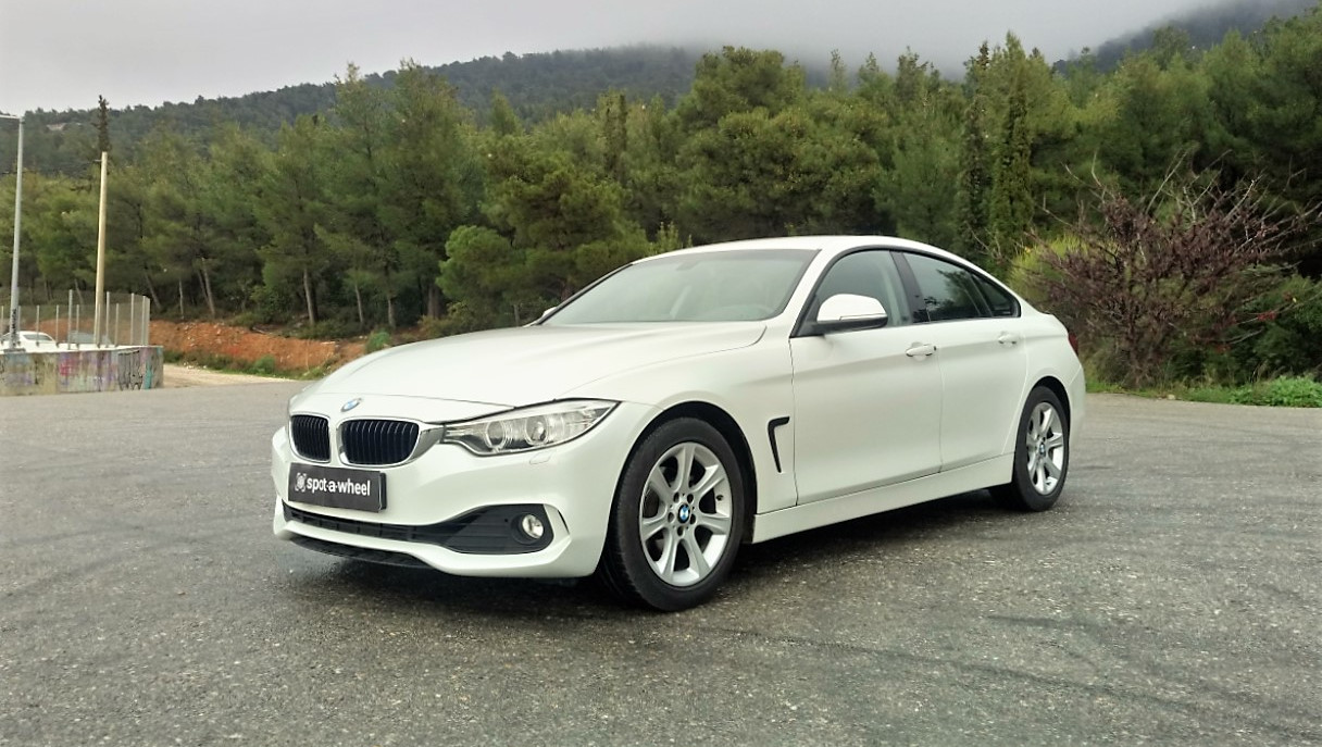 Bmw 420 i Gran Coupe  του 2015