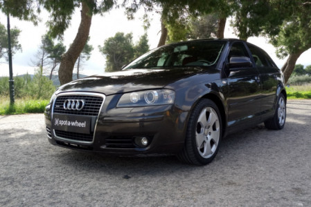 2006 Audi A3 - front-left exterior