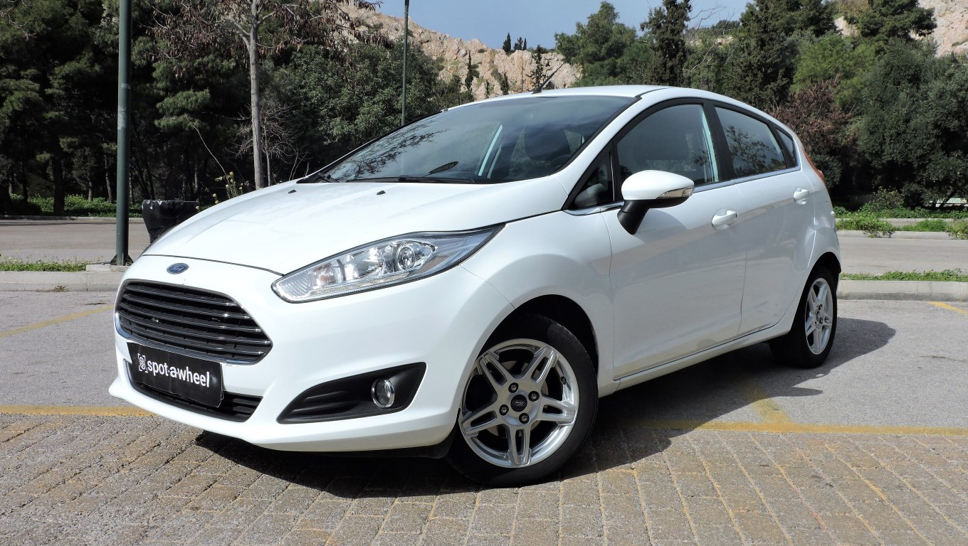 Ford Fiesta 1.0 EcoBoost του 2014