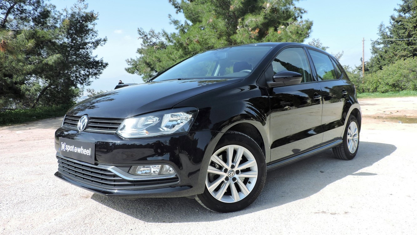 Volkswagen Polo 1.0 Bluemotion του 2016