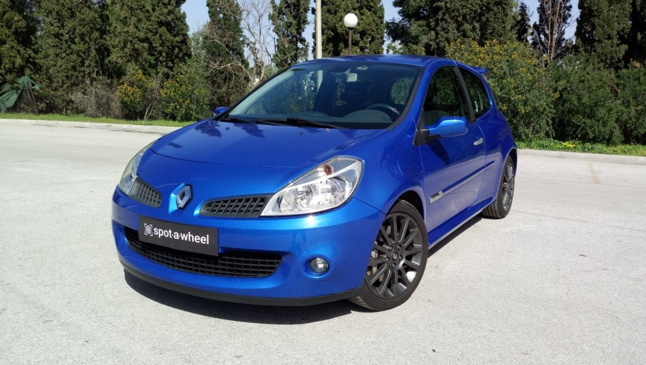 Renault Clio RS  του  2008