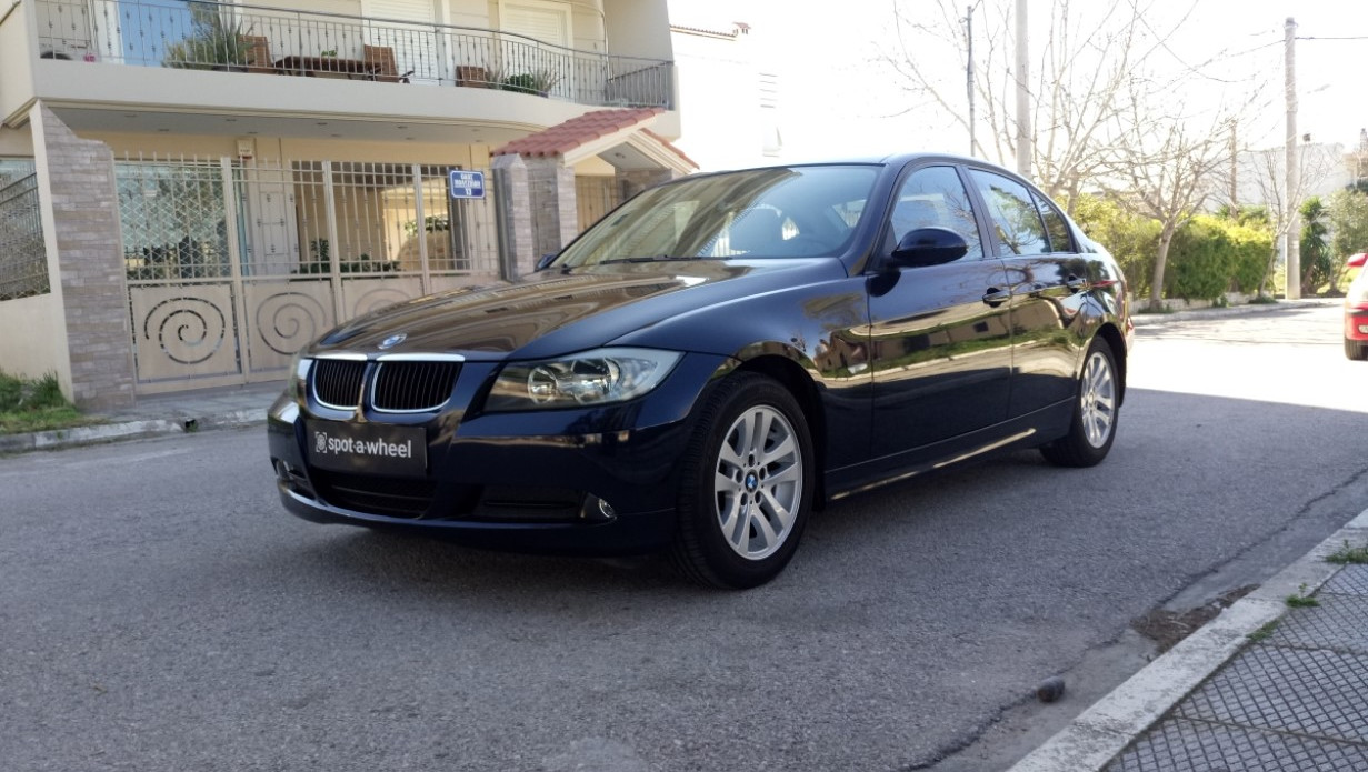 Bmw 316 i Efficient Dynamics του 2008