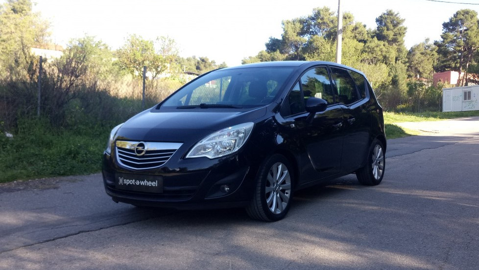 Opel Meriva 1.4 turbo του 2011