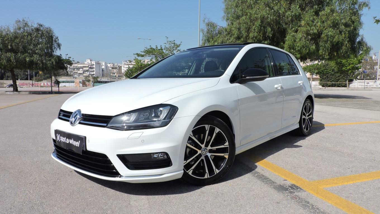 Volkswagen Golf 1.4 TSI 150 hp R Line  του 2016