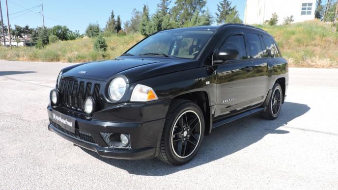 2008 Jeep Compass - front-left exterior