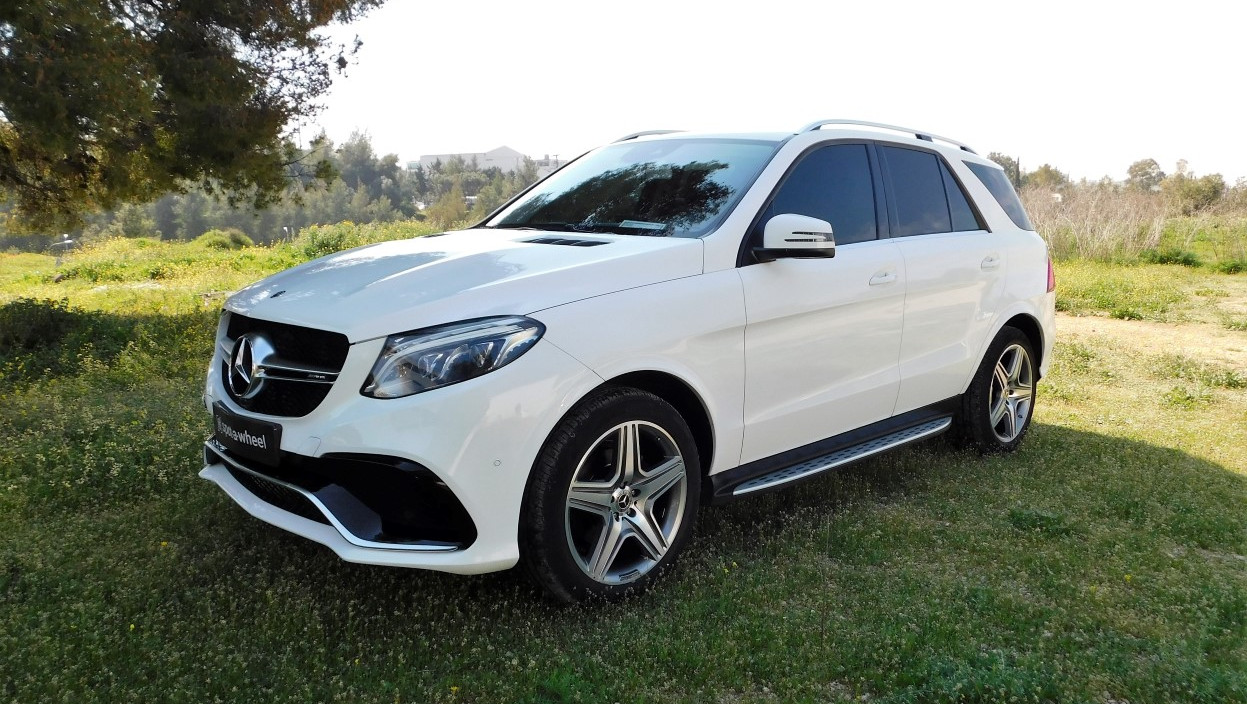 Mercedes-Benz GLE 250 Look AMG 63 4MATIC του  2015