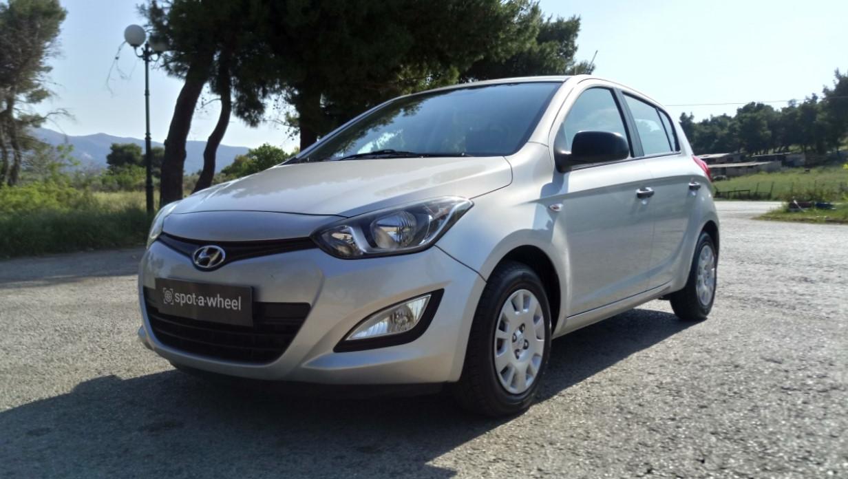 Hyundai i 20 1.1 CRDi του 2013