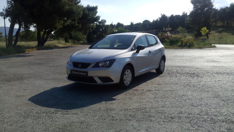 Seat Ibiza 1.2 TDI του 2012