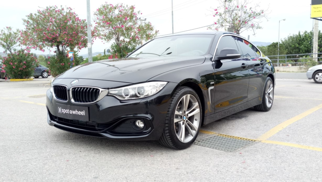 Bmw 418 i Gran Coupe Sport Line του  2018