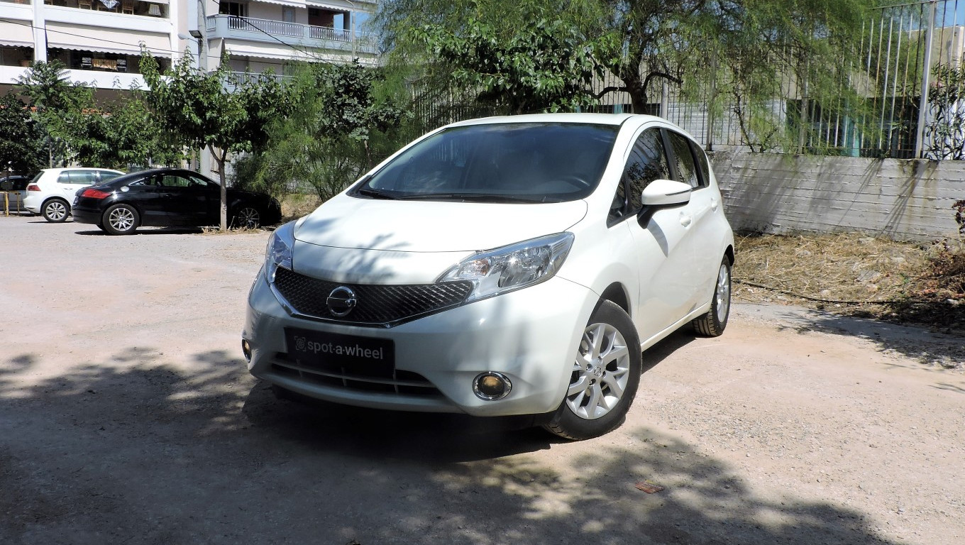 Nissan Note 1.5 dCi του  2014
