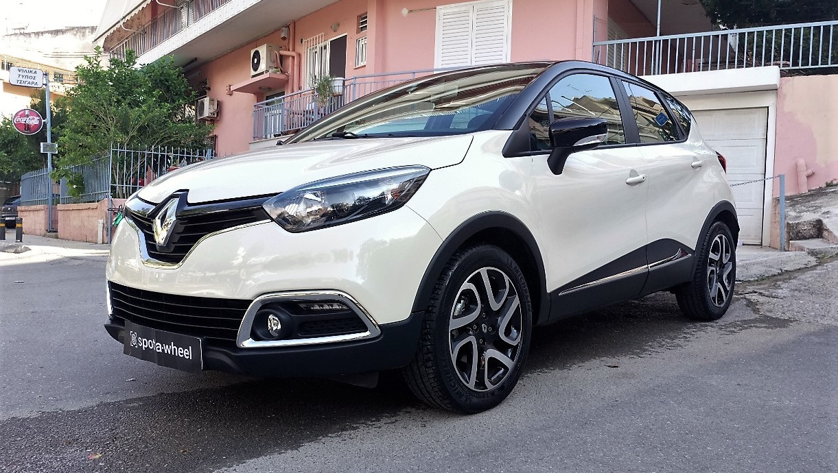 Renault Captur 1.5 dCi Expression του 2015
