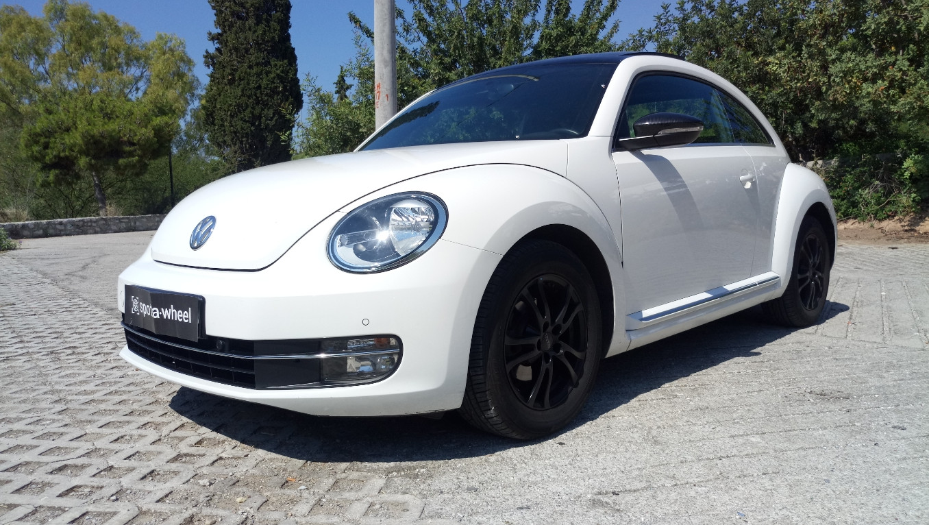 Volkswagen Beetle (New) 1.6 TDI Design του  2012