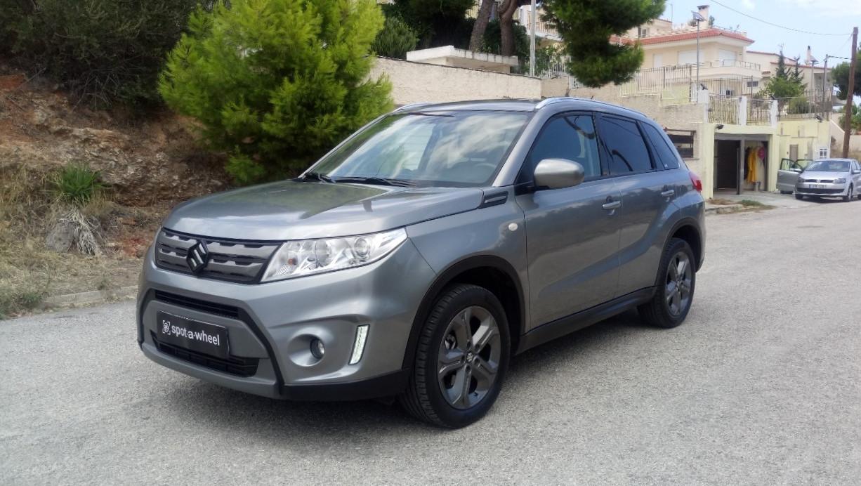 Suzuki Vitara 1.6D AWD GLX του 2015