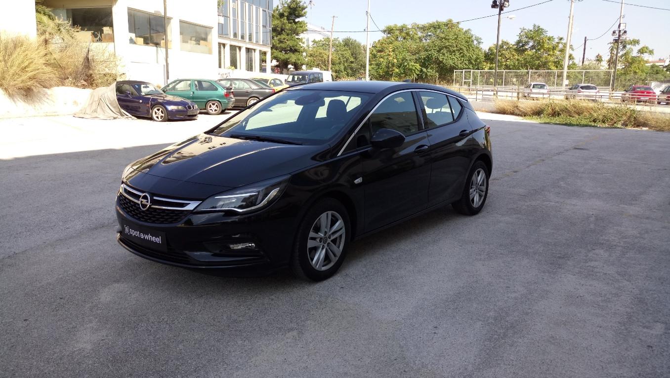 Opel Astra CDTi του  2016