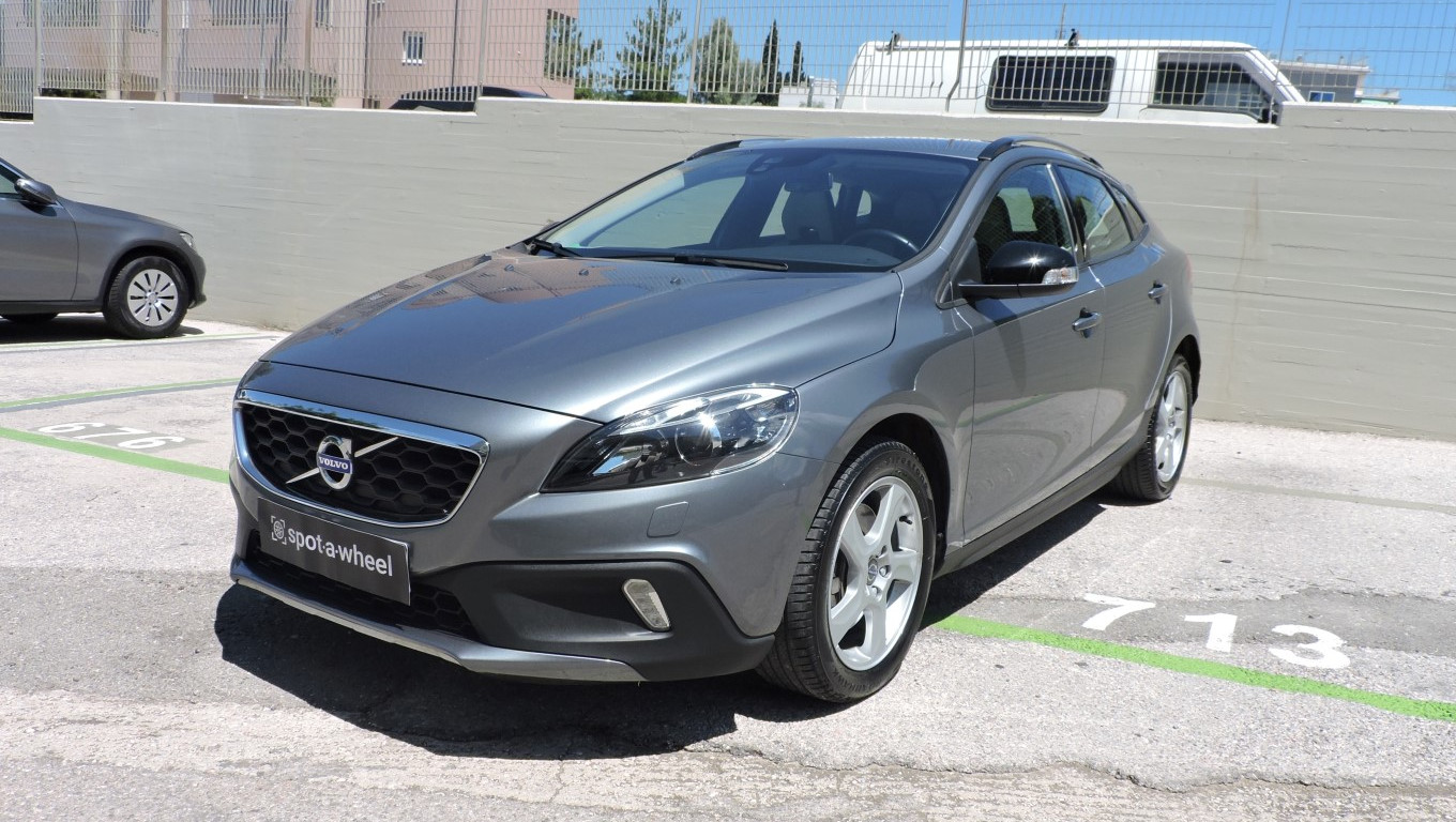 Volvo V40 Cross Country T3 του  2016