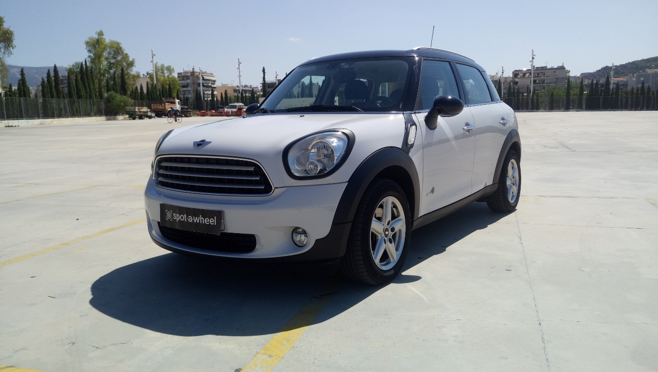 Mini Countryman Cooper D All4 του  2014