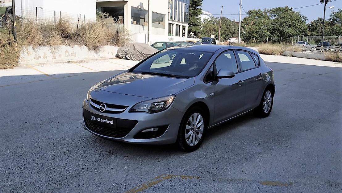Opel Astra 1.6 CDTi ecoFLEX του 2015