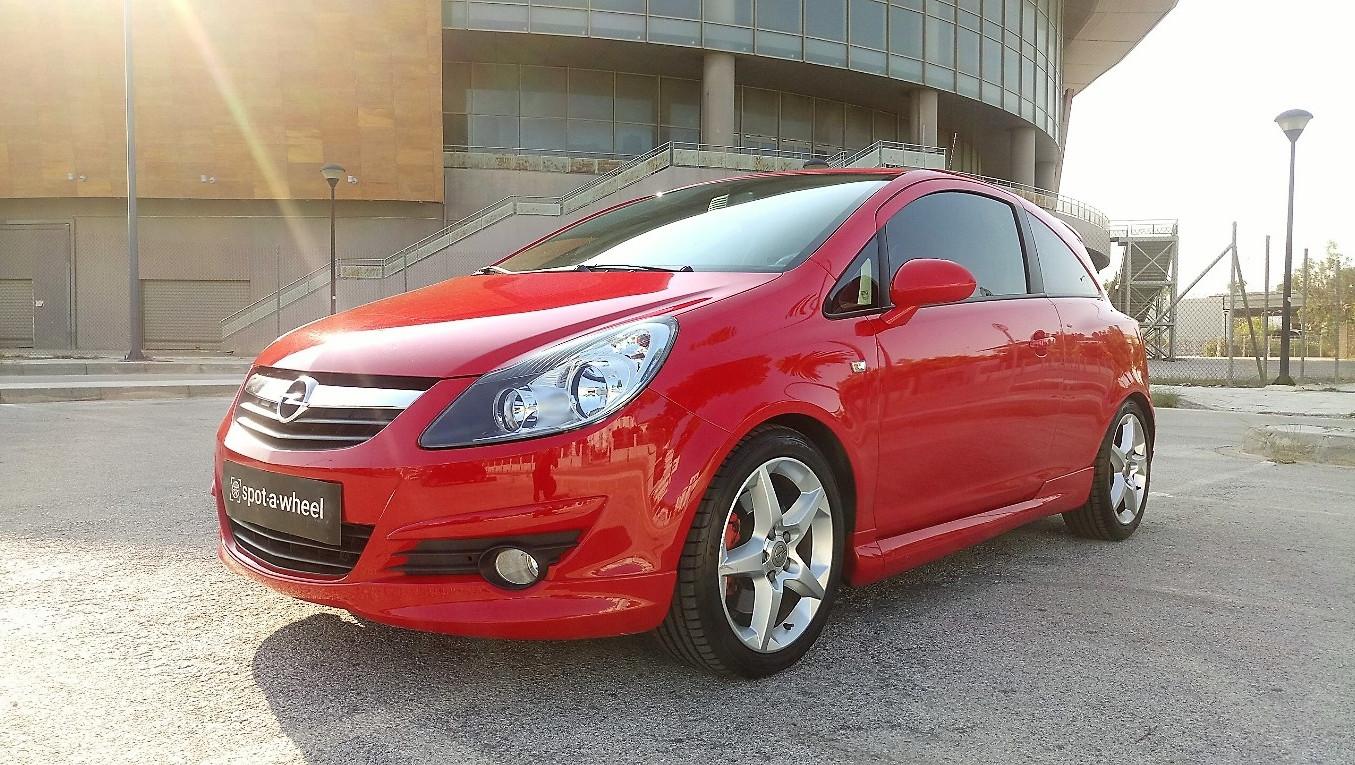 Opel Corsa 1.6 GSi του  2009