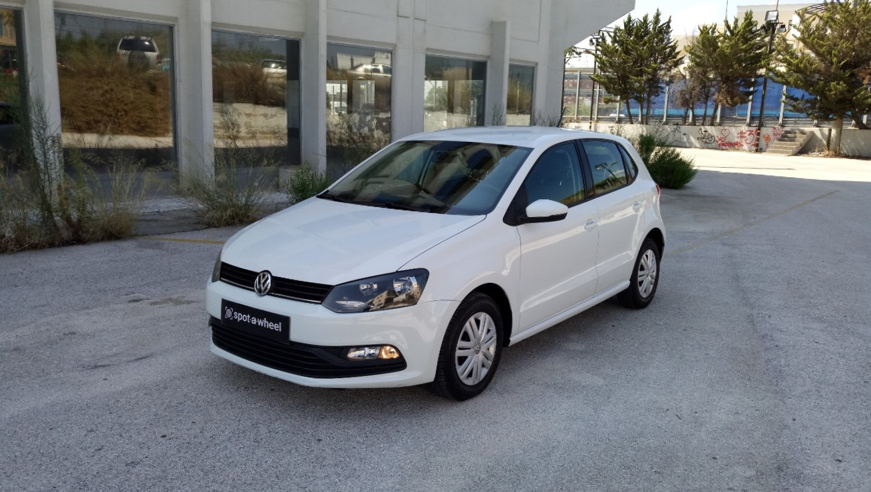 Volkswagen Polo 1.4 TDI του 2015