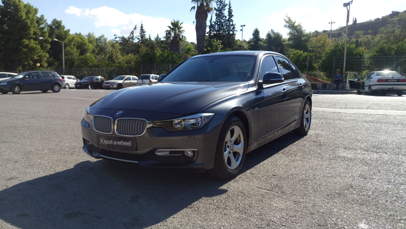 Bmw 320 i EfficientDynamics του  2012