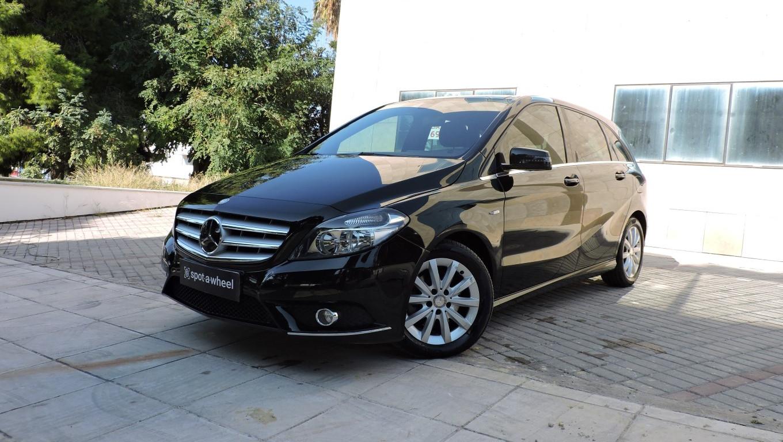 Mercedes-Benz B 200 BlueEfficiency του  2012