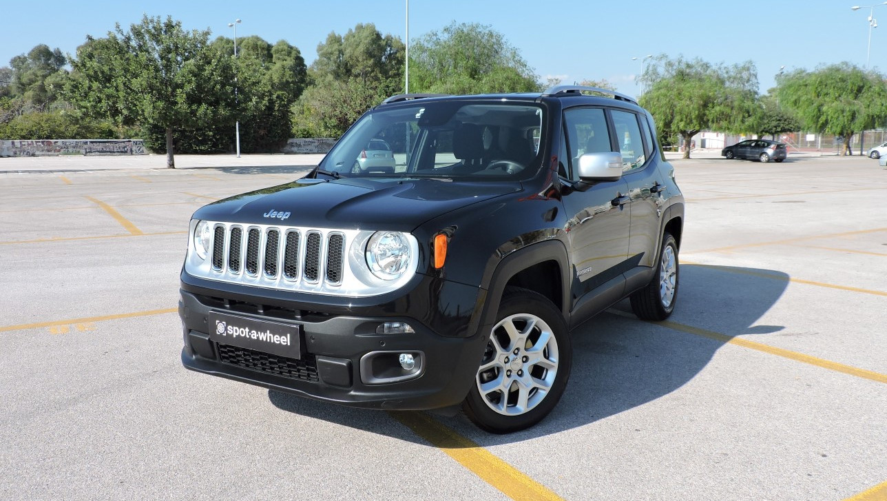 Jeep Renegade Limited του 2017