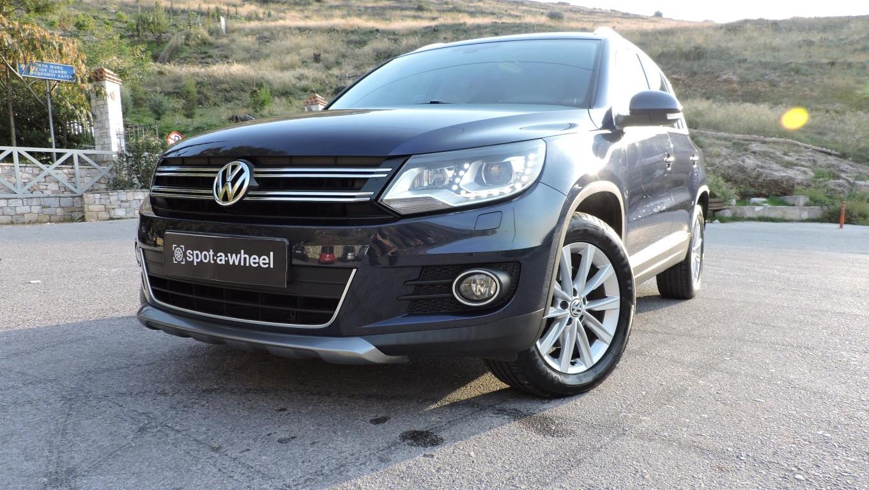 Volkswagen Tiguan 1.4 TSI 4MOTION του 2012