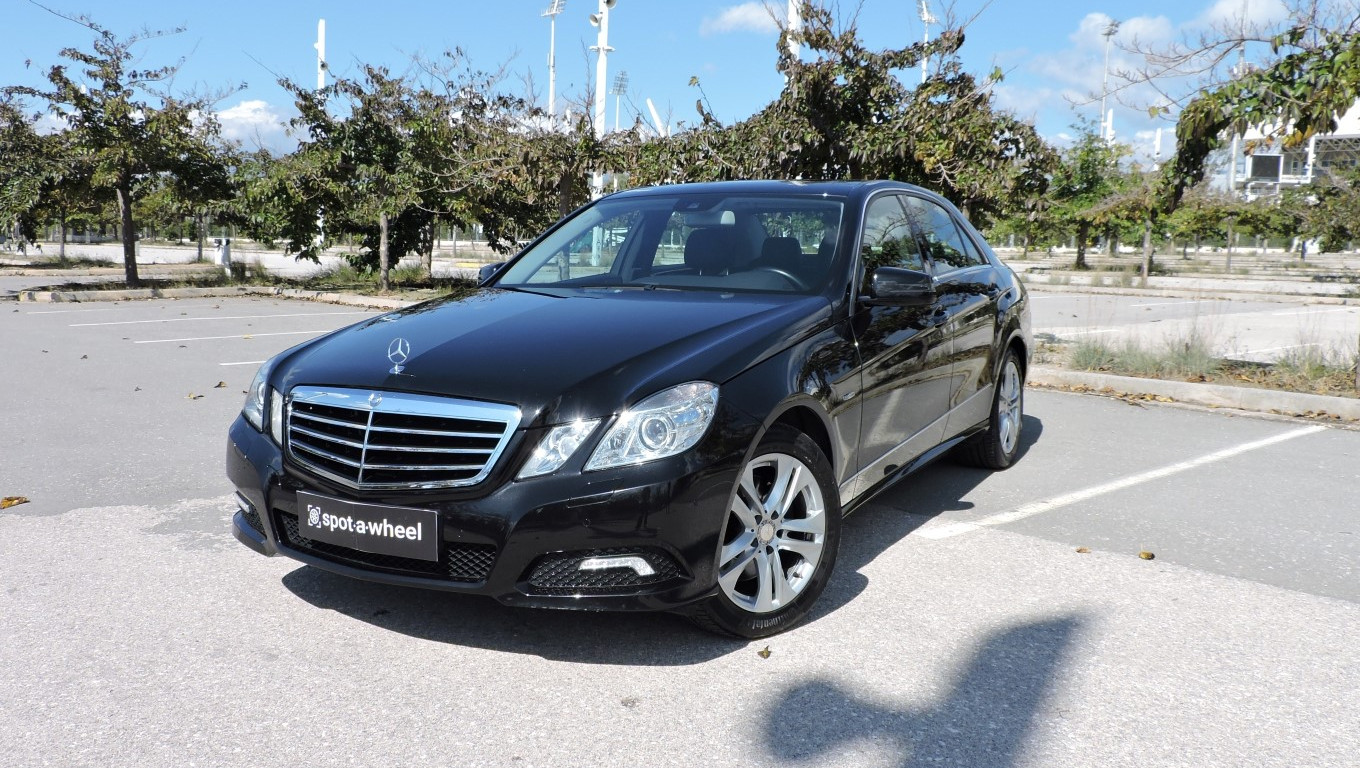 Mercedes-Benz E 250 CGI BlueEFFICIENCY του  2009