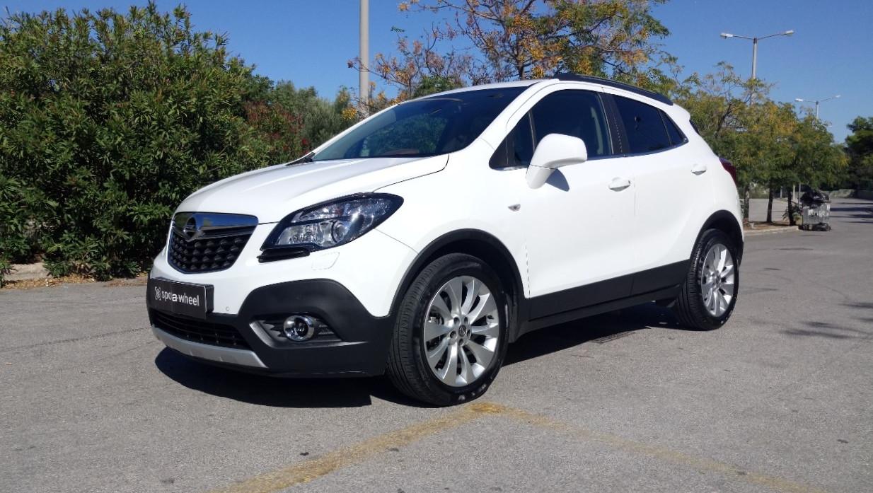 Opel Mokka 1.6 CDTi Cosmos του 2015