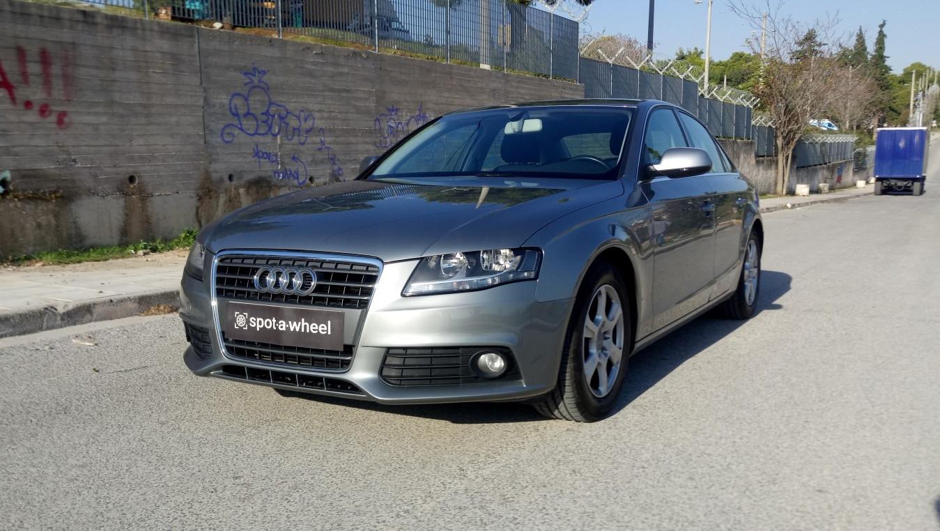 Audi A4 2.0T του  2010