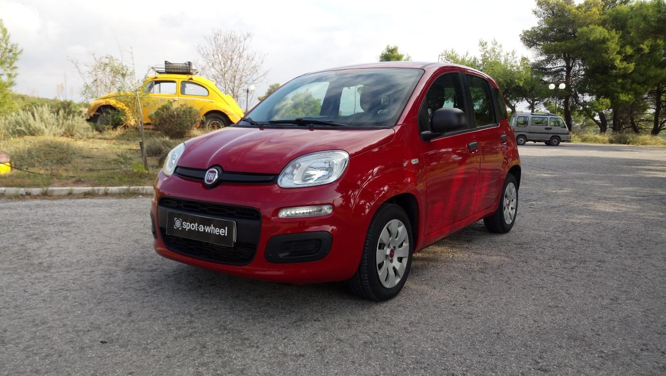 Fiat Panda 1.2 69HP του  2014