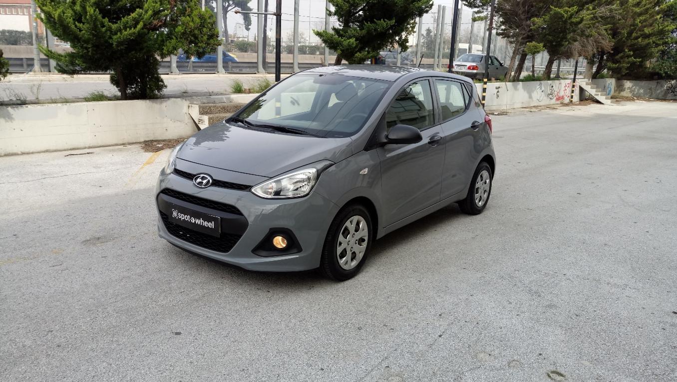 Hyundai i 10 1.0 66HP του 2015