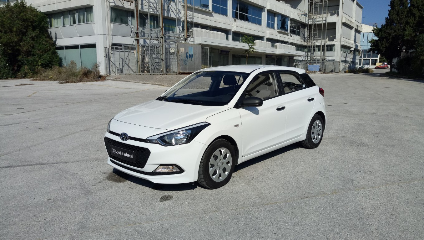 Hyundai i 20  του 2018