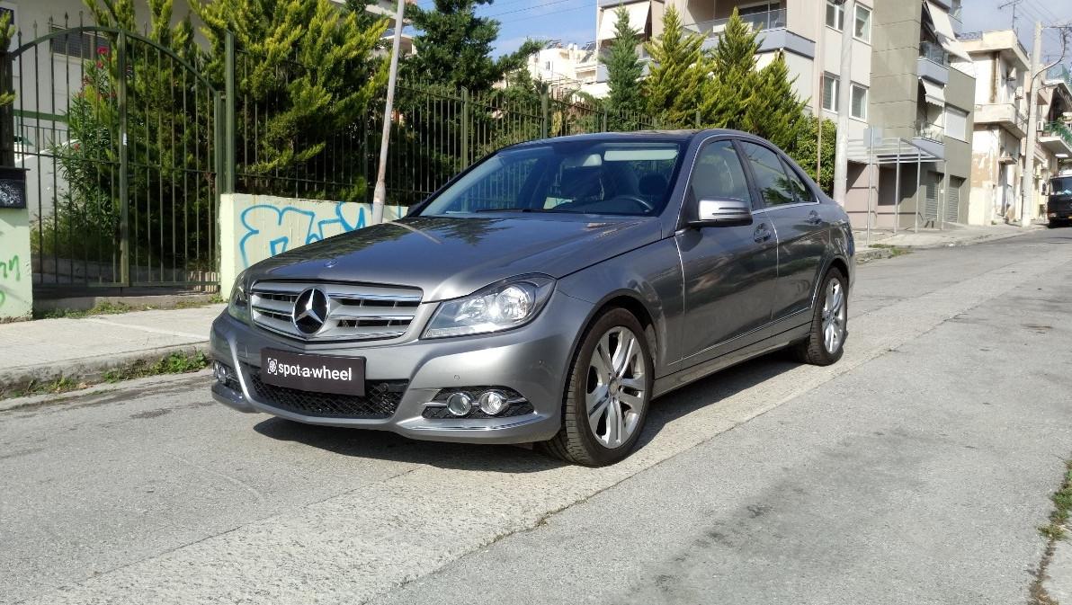 Mercedes-Benz C 180 Avantgarde του 2014