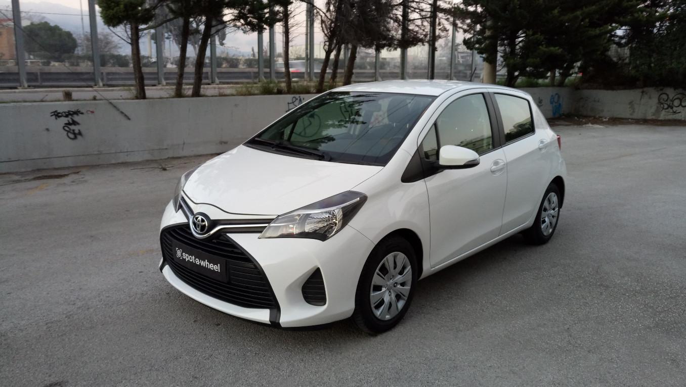 Toyota Yaris 1.4 D-4D του  2016