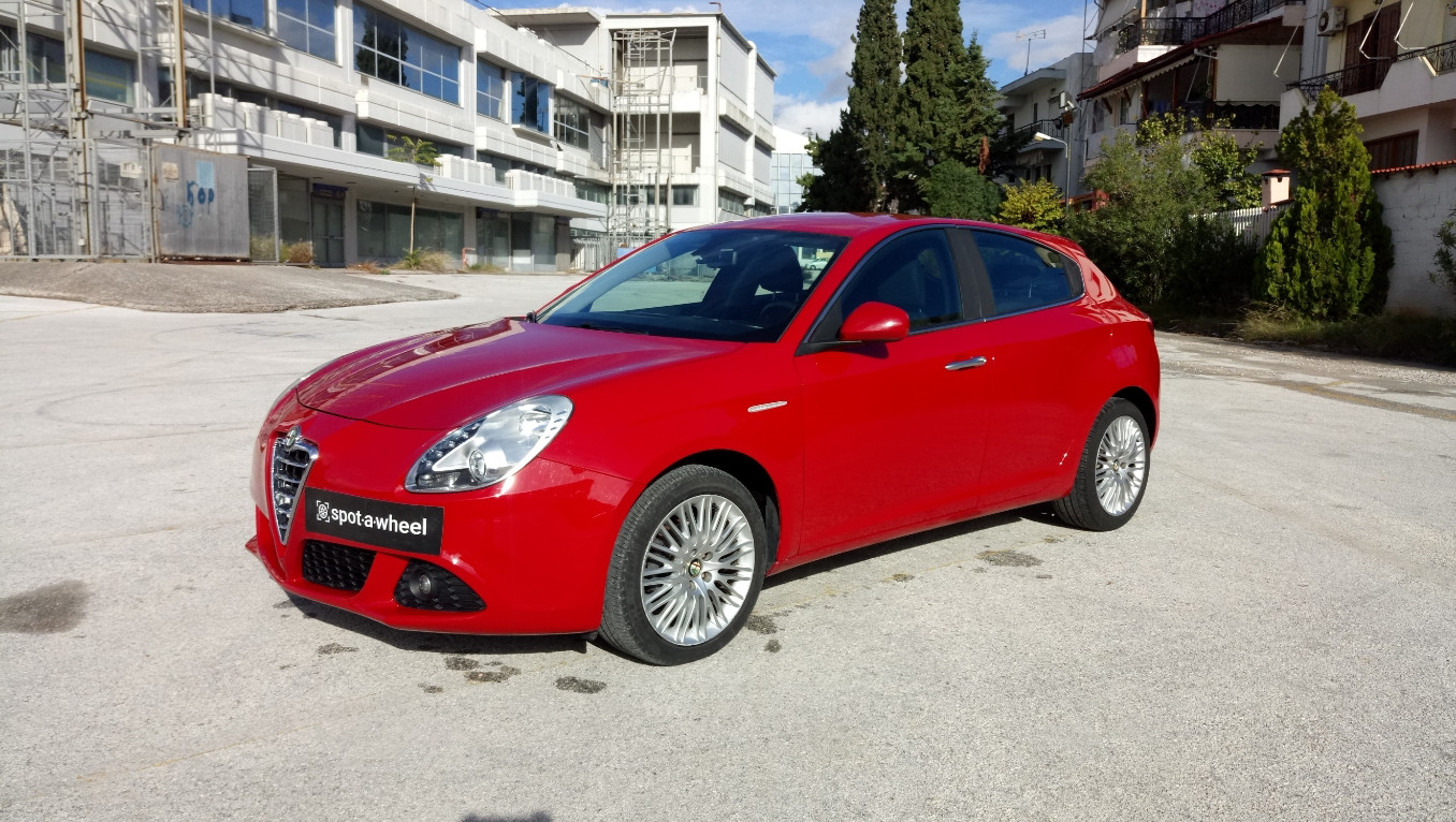 Alfa Romeo Giulietta 1.6 JTDm Distinctive του  2013