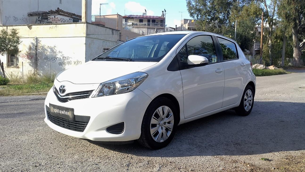 Toyota Yaris 1.4 D-4D του  2013