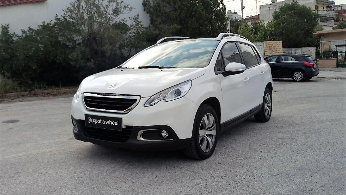 Peugeot 2008 1.6 BlueHDI του  2015